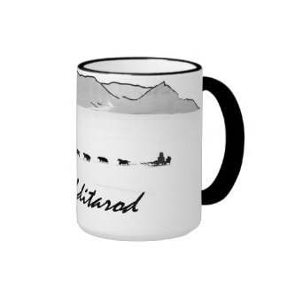 Iditarod Coffee Mug