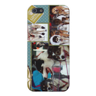 Iditarod Loyal Companions Cover For iPhone SE/5/5s