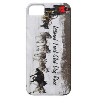 Iditarod Trail Sled Dog Race iPhone SE/5/5s Case