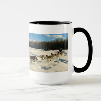 Iditarod Trail Sled Dog Race Mug