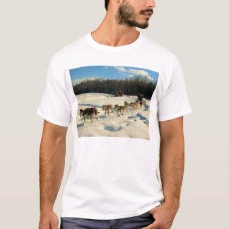 Iditarod Trail Sled Dog Race T-Shirt
