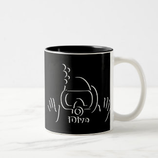 iDive Shadow Dark Scuba Mug