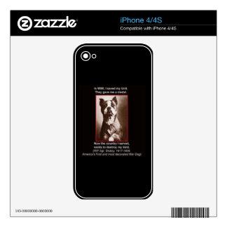 IDK CALCOMANÍA PARA EL iPhone 4