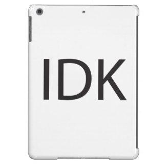 IDK FUNDA PARA iPad AIR