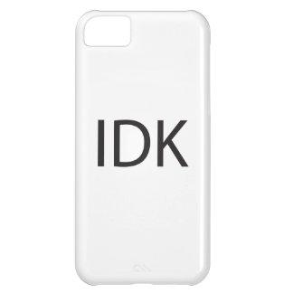 IDK FUNDA PARA iPhone 5C