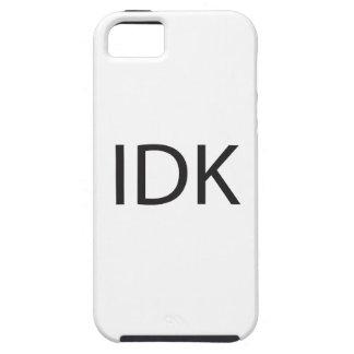 IDK iPhone 5 CARCASAS