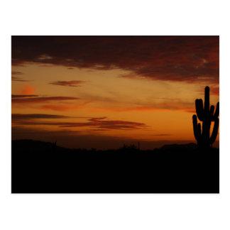 IDKP Sunset post card