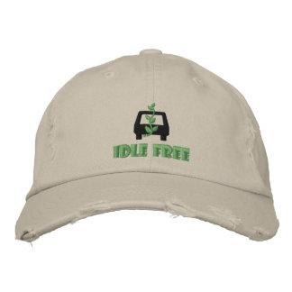 'Idle Free' Cap