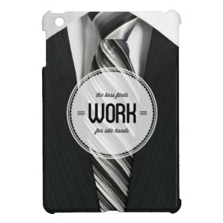 Idle Hands Office Humor iPad Mini Case