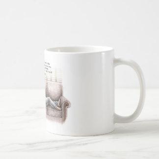 Idle Moment Coffee Mugs