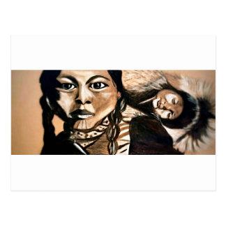 Idle No More 2 Postcard
