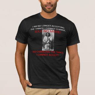 IDLE NO MORE Black T Shirt! T-Shirt