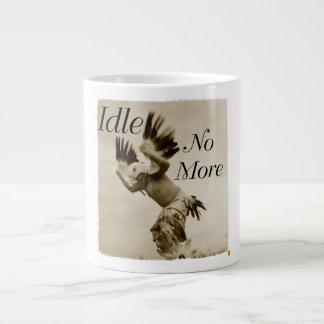 Idle No More Dancing Eagle Mug Jumbo Mugs