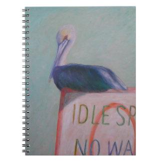 IDLE SPEED NO WAKE Notebook