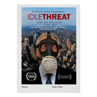 Idle Threat Movie Poster