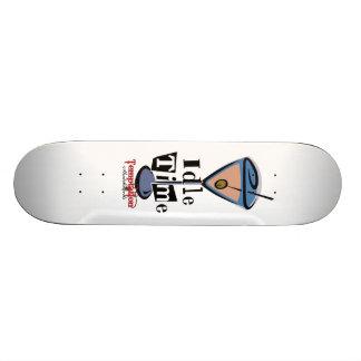 Idle Time Skateboard Deck