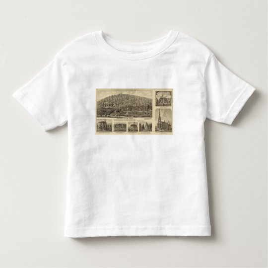Idlewood Cottage Hotel near Pittsburgh Toddler T-shirt