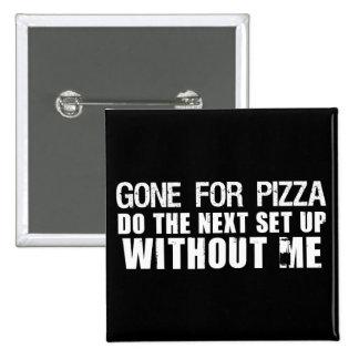 Ido para la pizza pin cuadrado