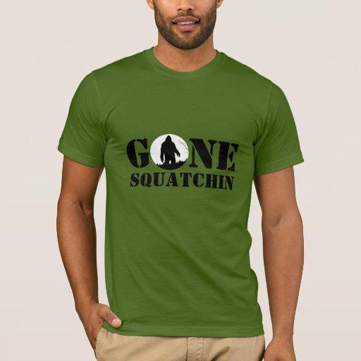 Ido Squatchin-Para hombre Playera