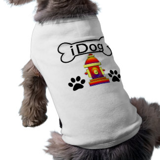 iDog Dog T-shirt