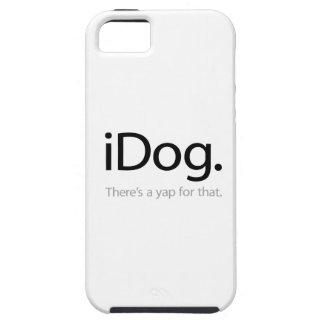 iDog - hay un ladrido para eso iPhone 5 Case-Mate Protector