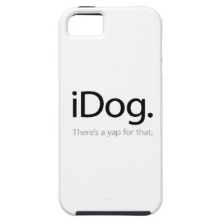 iDog - There s A Yap For That iPhone 5 Cover