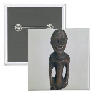 Idol, 4th millennium BC Pinback Button
