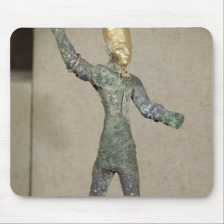 Idol of the god Baal, from Ugarit, Syria Mouse Pad