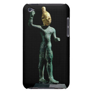 Idol of the storm god Baal, from Syria, Bronze Age Barely There iPod Cover