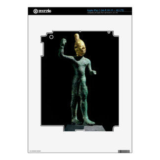 Idol of the storm god Baal, from Syria, Bronze Age Skins For iPad 3