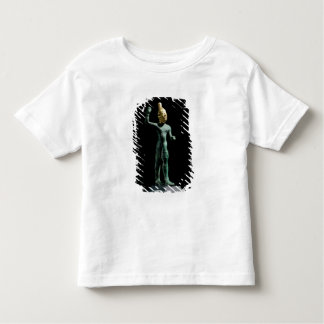 Idol of the storm god Baal, from Syria, Bronze Age Toddler T-shirt
