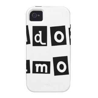 Idol Rumours Vibe iPhone 4 Covers