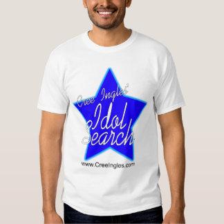 Idol Search Season 4 Tribute Shirt