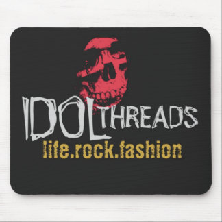 IDOL THREADS - Skull SPECIAL EDITION Mouse Pad