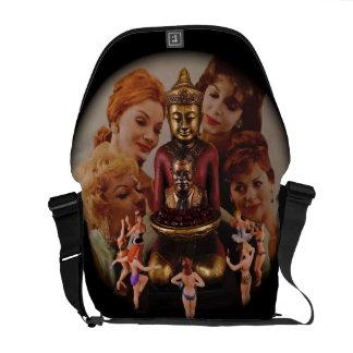 Idol Worship Messenger Bag