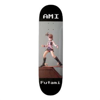 IDOLM@STER: AMI FUTAMI SKATEBOARD