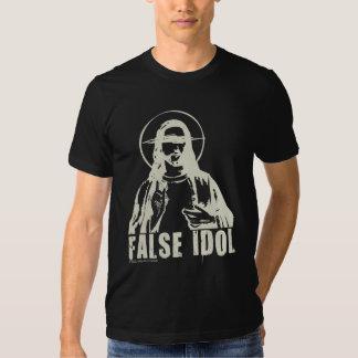 Ídolo falso (camisetas oscuro) playera