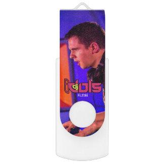 ÍDOLOS DE DJ: Memoria USB de Kutski