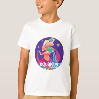 Idolz Aquarius Circle T-Shirt