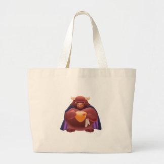 Idolz Brava's Wegee Canvas Bag