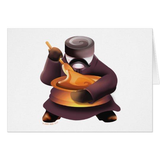 Idolz Cocolats Coco Card