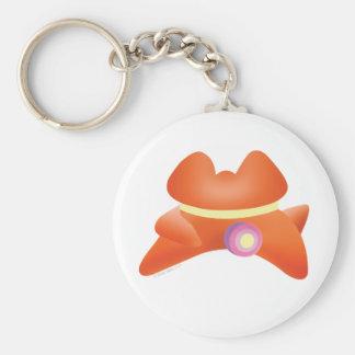 Idolz Imish Chaz Basic Round Button Keychain