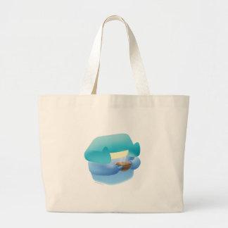 Idolz Imish Clox Tote Bags