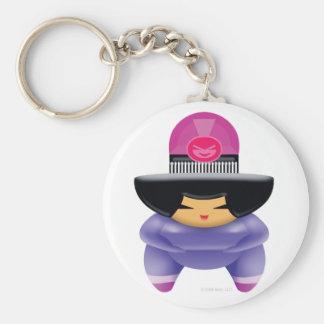 Idolz Jadas Mosh Basic Round Button Keychain