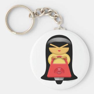 Idolz Jadas Ro Basic Round Button Keychain