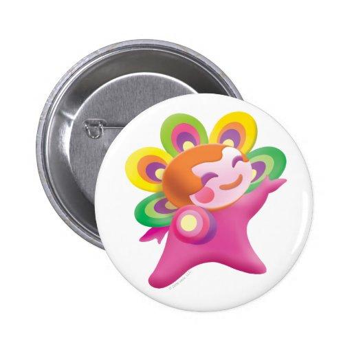 Idolz Jamas Dae Pinback Button