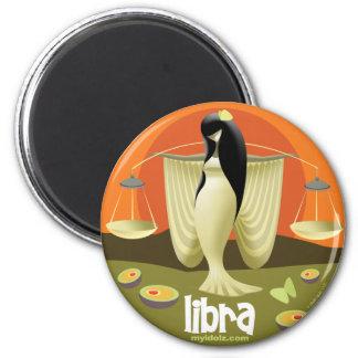 Idolz Libra Circle Magnet