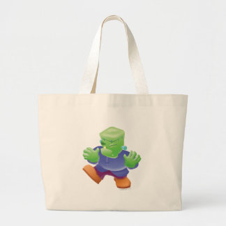 Idolz Monsters Boltz Tote Bags