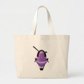 Idolz Monsters Eeks Tote Bags