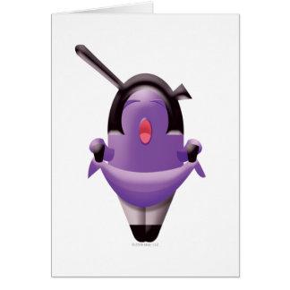 Idolz Monsters Eeks Card